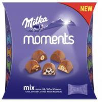 Praline MILKA Moments mix 97g