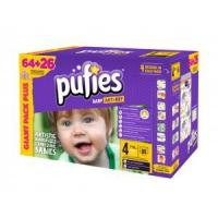 PUFIES pelene Baby art BOX 4 90kom