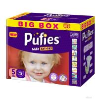 PUFIES pelene Baby art BOX 5 74kom