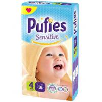 PUFIES pelene sensitive 4 56kom
