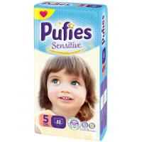 PUFIES pelene sensitive 5 48kom