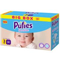 PUFIES pelene sensitive BOX 3 104kom