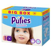 PUFIES pelene sensitive BOX 5 74kom