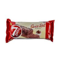 Rolat 7 DAYS Swiss roll cocoa creme 200g