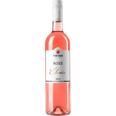 Rose TIKVEŠ 750ml
