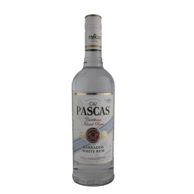 Rum OLD PASCAS blanco 0.7l