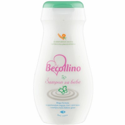 Šampon BECOLLINO 200ml