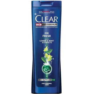Šampon CLEAR 24h fresh 250ml