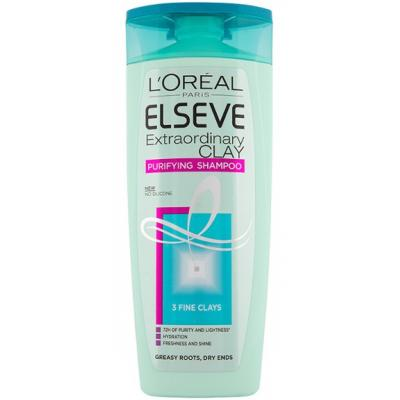Šampon ELSEVE Clay 250ml