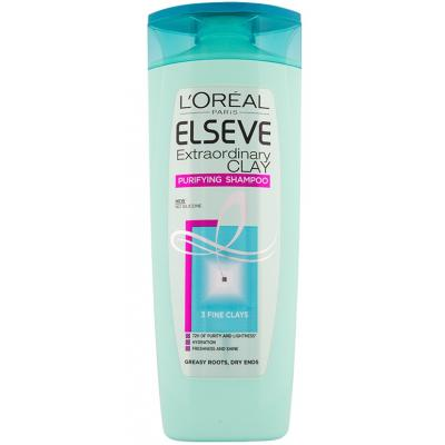 Šampon ELSEVE Clay 400ml