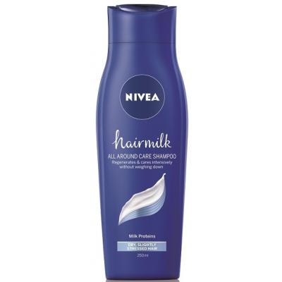 Šampon NIVEA hairmilk 250ml
