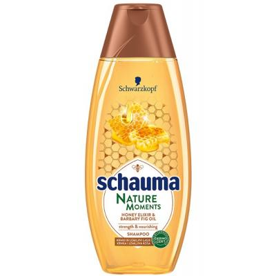 Šampon SCHAUMA Nature moments Elixir&barbary 400ml