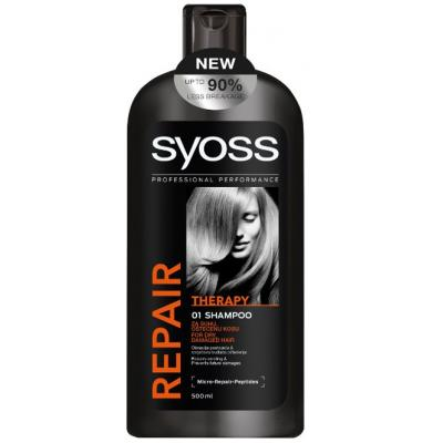 eda54d2d21 Šampon SYOSS Repair 500ml - Cenoteka