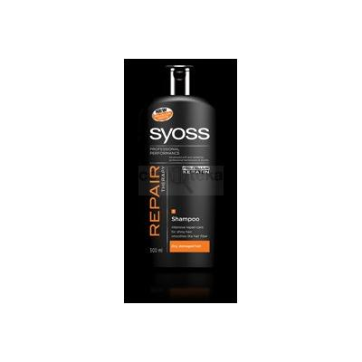 768e19a48c Šampon SYOSS Repair therapy 500ml - Cenoteka
