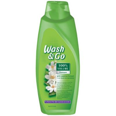 Šampon WASH&GO 2u1 normal 750ml