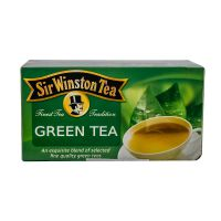 SIR WINSTON Green tea 35g