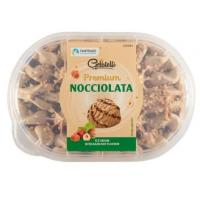 Sladoled GELATELLI Premium Nocciolata 900ml
