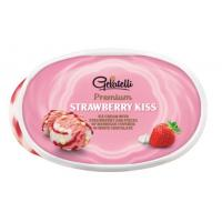 Sladoled GELATELLI Premium Strawberry kiss 900ml