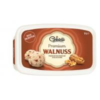 Sladoled GELATELLI Premium Walnut sa orasima 1l