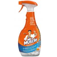 Sredstvo MR MUSCLE za kupatilo mandarina 750ml