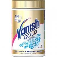 Sredstvo za fleke VANISH Gold white oxi action 625g