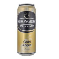STRONGBOW limenka gold apple 400ml