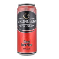 STRONGBOW limenka red berries 400ml