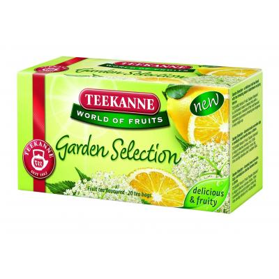 TEEKANNE Garden selection 73g