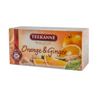 TEEKANNE Orange & ginger 45g