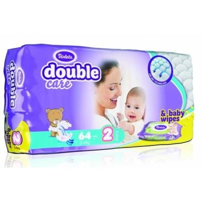 VIOLETA Double care 2 64kom