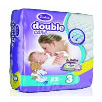 VIOLETA Double care 3 52kom
