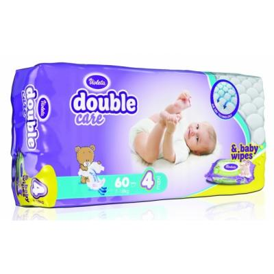VIOLETA Double care 4 60kom