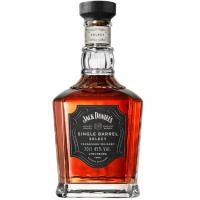 Viski JACK DANIELS Single barrel 0.7
