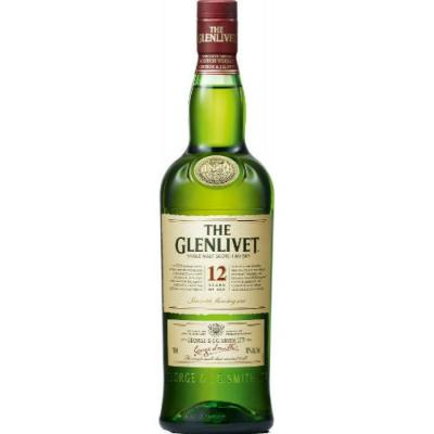 Viski THE GLENLIVET 12y 0.7l