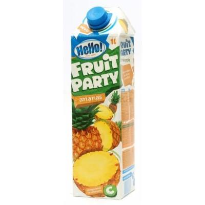 Voćni sok FRUVITA Hello Fruit party ananas 1l