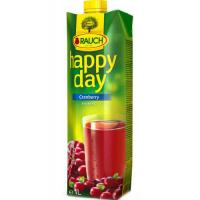 Voćni sok RAUCH Happy day brusnica 1l