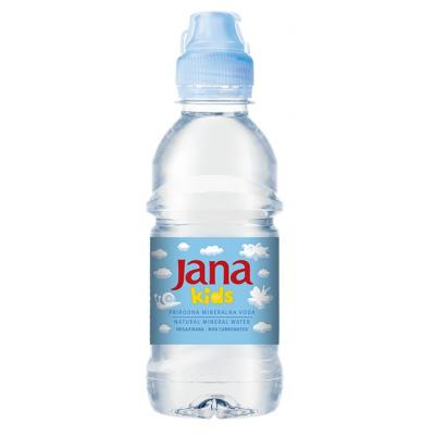 Voda JANA Junior 250ml