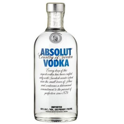 Vodka ABSOLUT 0.7l