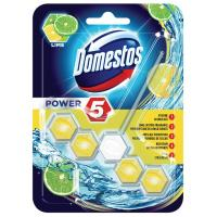 WC osveživač DOMESTOS power 5 lime 55g