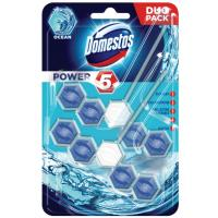 WC osveživač DOMESTOS power 5 ocean 2x55g
