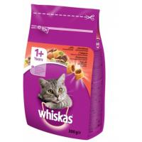 WHISKAS briketi govedina 300g
