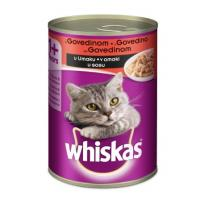 WHISKAS govedina 400g