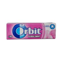 Žvake ORBIT Bubble Mint 14g