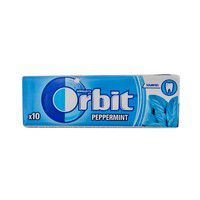 Žvake ORBIT Peppermint 14g