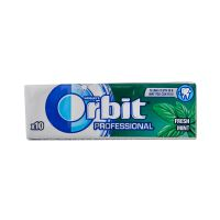 Žvake ORBIT Professional Fresh mint 14g