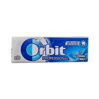 Žvake ORBIT Professional Strong mint 14g