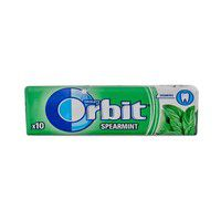 Žvake ORBIT Spearmint 14g
